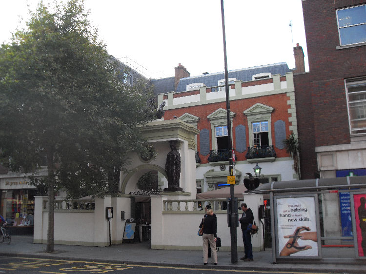 The Pheasantry on King's Road