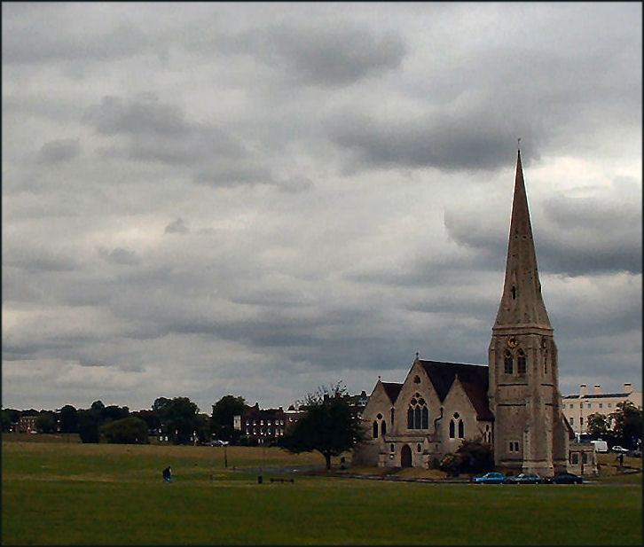 church on black heath
