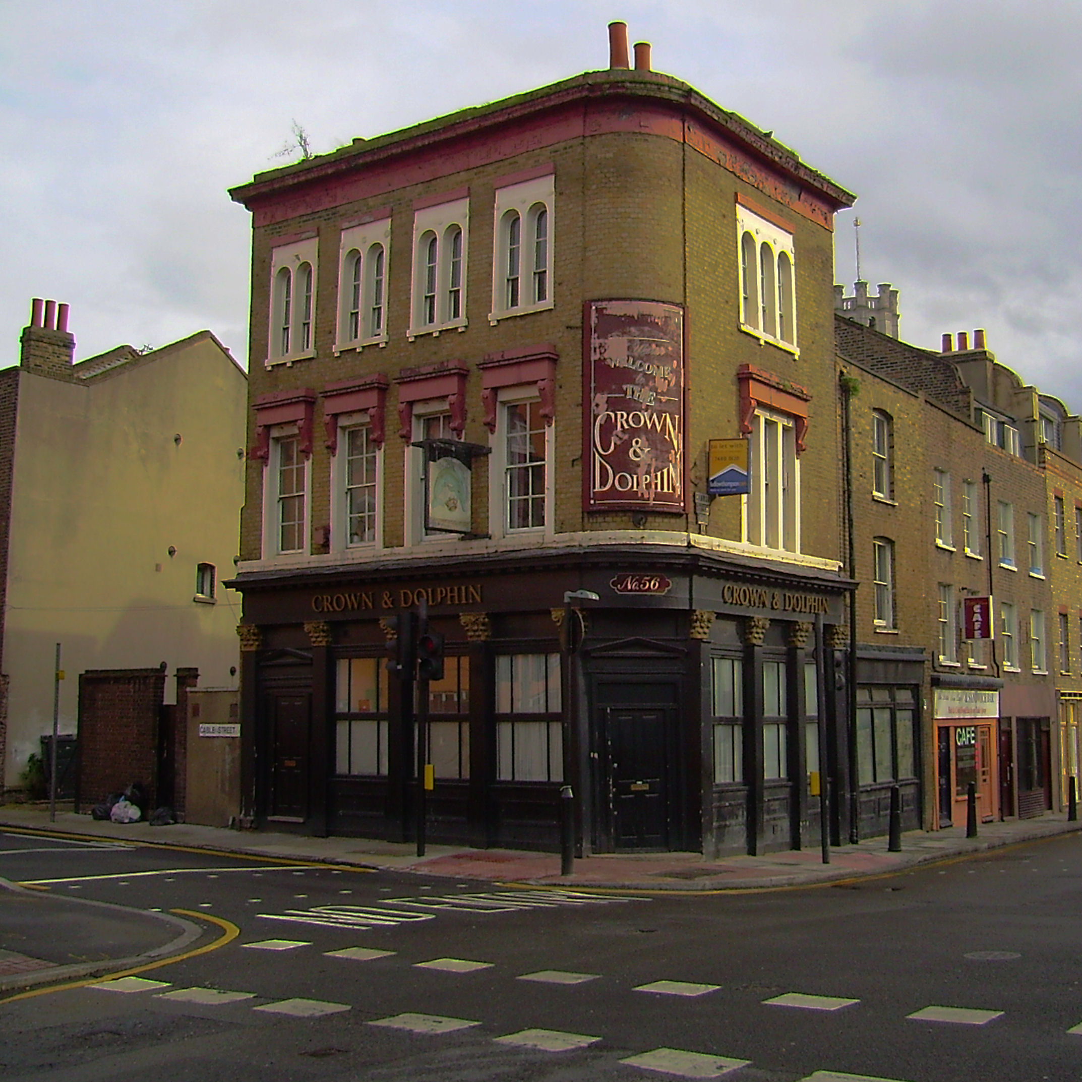 Crown and Dolphin pub