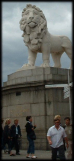 The Coade Lion