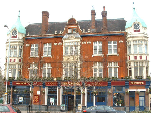 George pub Wanstead