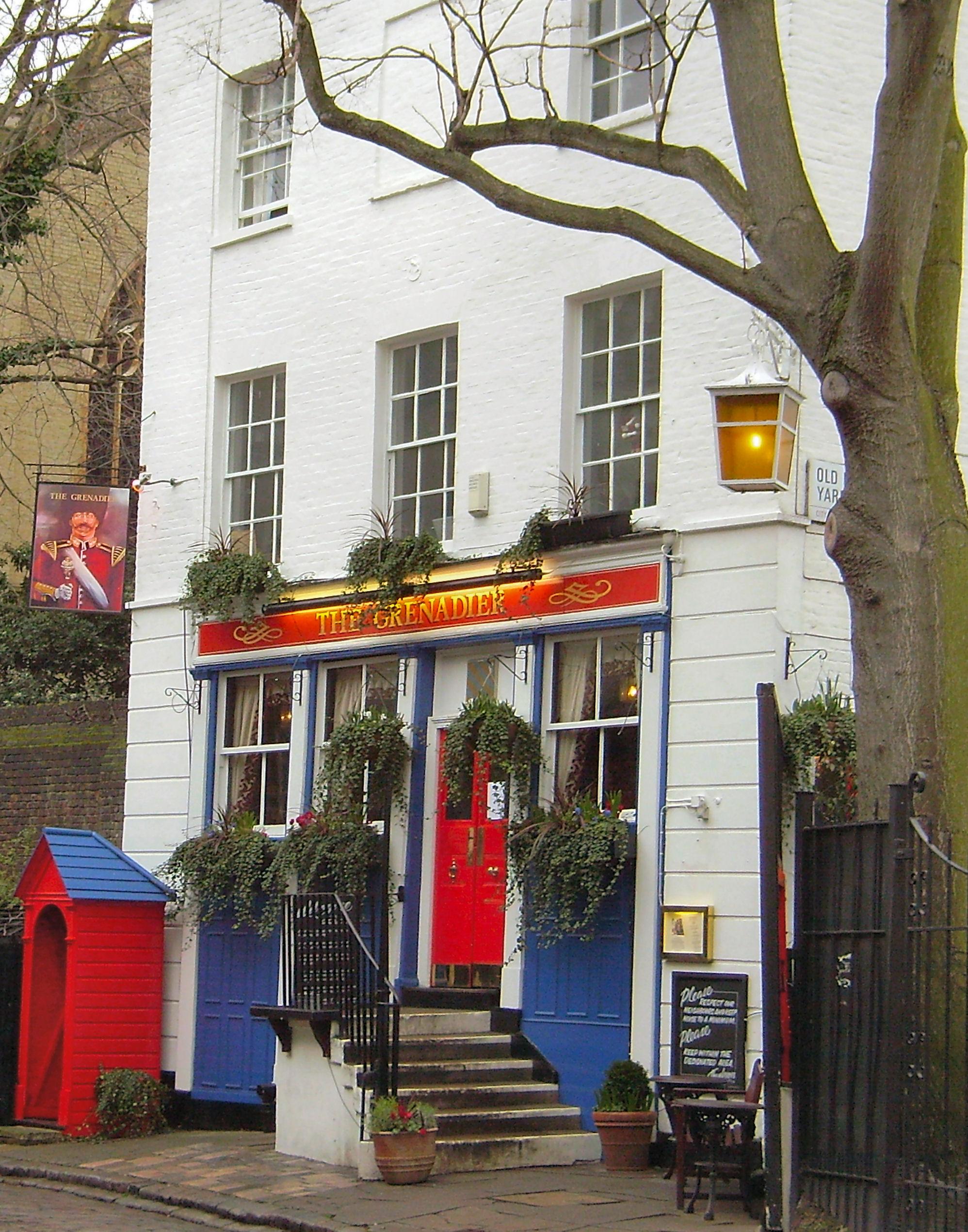 grenadier pub