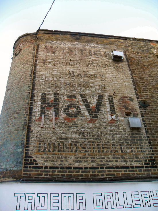 Hovis Ghost Signs