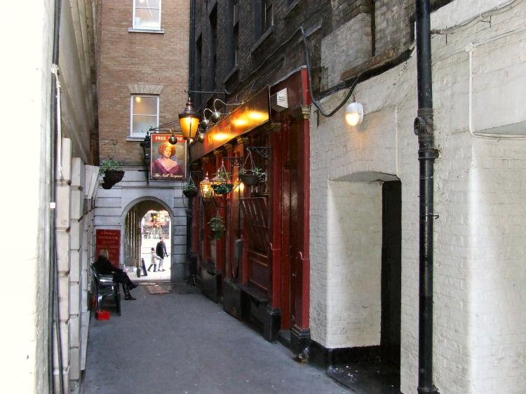 Nell Gwynne's Pub