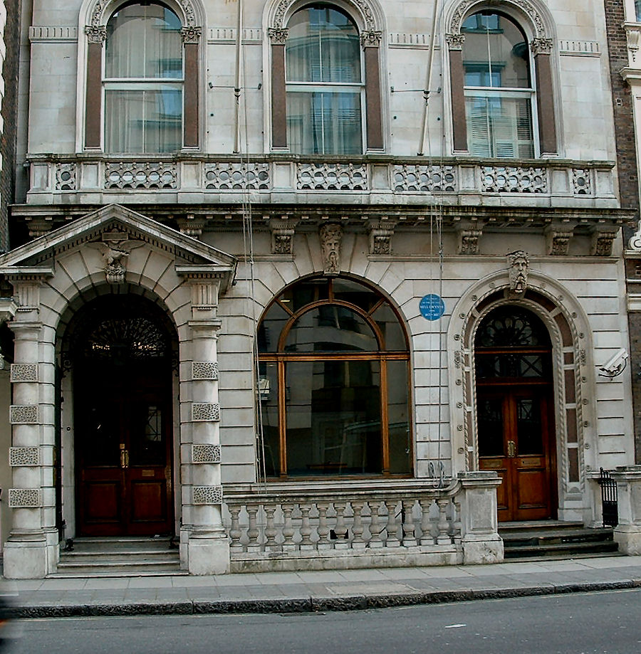 Nell Gwyn's Pall Mall home