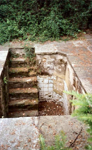 queen carolines sunken bath