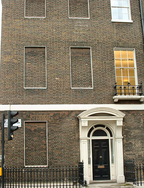 Bricked up - Window Tax